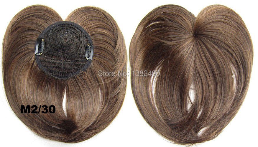 Newstyle Good Quality Top Head Skin Thin Wigs Hair Cover Clip In On
