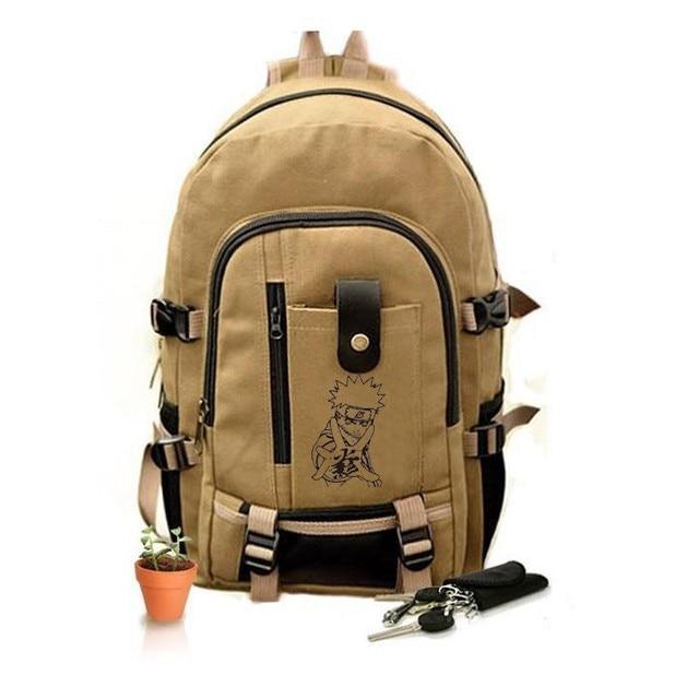 Naruto Hokage Ninjia School Bags Backpack