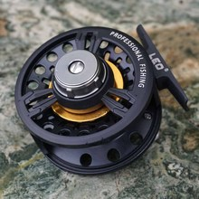 3BB Ball Bearing Fly Fishing Reel Full Metal Former Rafting Fish Reel Ice Fishing Wheel Left/Right Interchangeable Handle