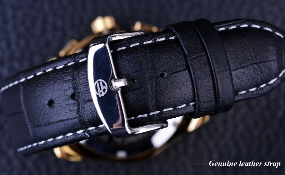 Forsining - メンズ腕時計 - 写真 6