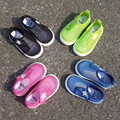 Insole 13-18 cm 2016 New Summer Children Shoes Boys Sandals Baby Toddler Girls Sandals Breathable Kids Air Mesh Sneakers