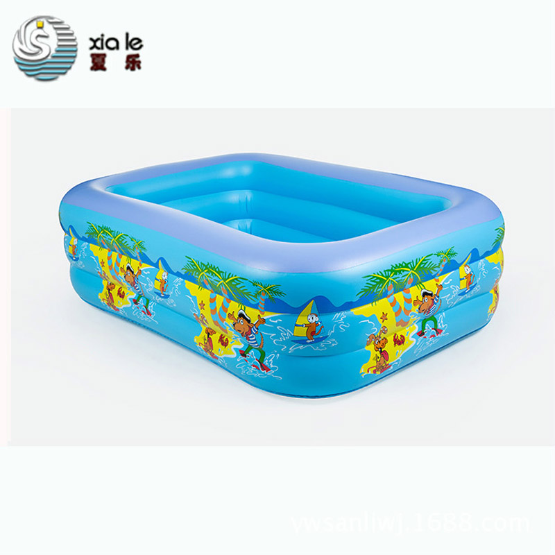 150 100 45cm High Quality Inflatable Kids Swimming Pool With Eco Friendly Pvc Portable Children