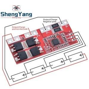 Image 1 - Batteria al litio 4s 30A ad alta corrente agli ioni di litio 18650 modulo scheda di protezione caricabatterie 14.4V 14.8V 16.8V sovraccarico su corto circuito