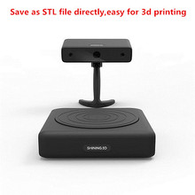 Best quality high accuracy desktop He3D white light 3d Scanner for reprap 3d printer/3d printing with 6 big advantage