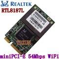 Realtek RTL8187L MINI PCI Express tarjeta WLAN 802.11 b / g PCI-E RTL8187L