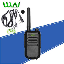 Buy WLN KD-C10 UHF 400-470MHz 16 Channel mini two way radio FMR PMR walkie talkie KD C10 Interphone KAILI directly from merchant!