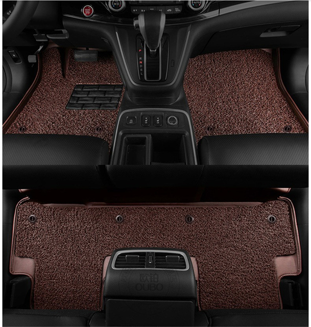 Marvelous For Honda FIT JAZZ 2008 2013 Floor Mats Foot Carpets Mat Auto Step Mat High