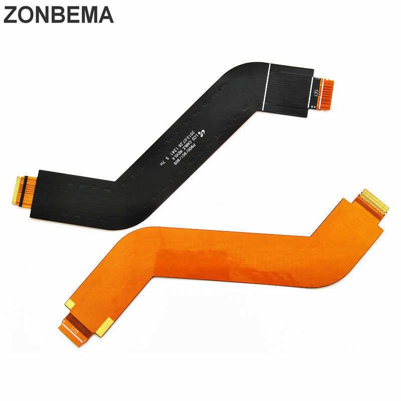 ZONBEMA 2 cái/lốc Ban Đầu Mới Cho Samsung Galaxy Note Pro 12.2 P900 P901 P905 Hiển Thị LCD Nối Flex Cable