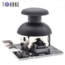 Для arduino двухосевой xy джойстик модуль более высокого качества