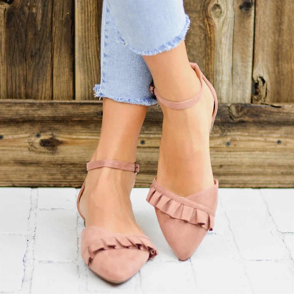 Sapato casual feminino, mocassim casual liso elegante macio