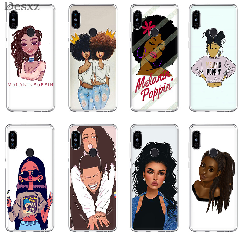 Ingenious Phone Case 2bunz Melanin Poppin Black Girl For Redmi 3s 3 4 4a 4x 5 5a 6 S2 Pro Prime Plus Cover Online Shop Clothing, Shoes & Accessories
