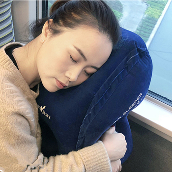 Ostrich Pillow Inflatable Travel Air Cushion 5