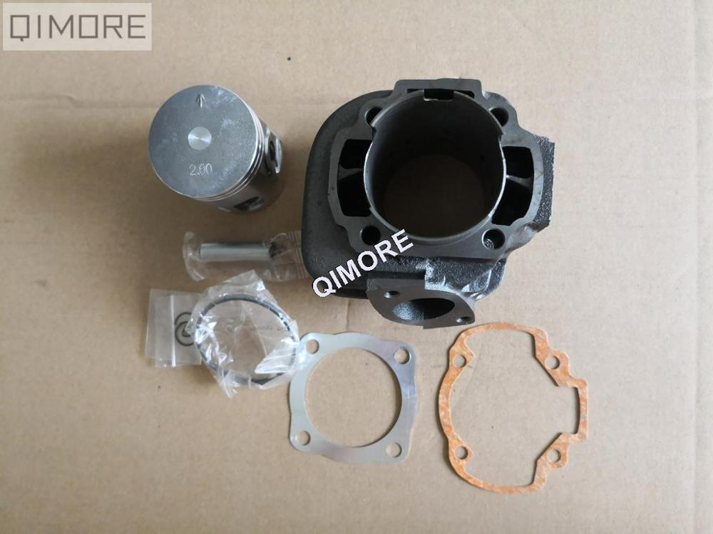 54mm grand alésage kit/cylindre ensemble pour Scooter ATV Minarelli 1E50QMF 2 temps 90cc JOG90 4DM Polaris 90 Keeway ouragan 90