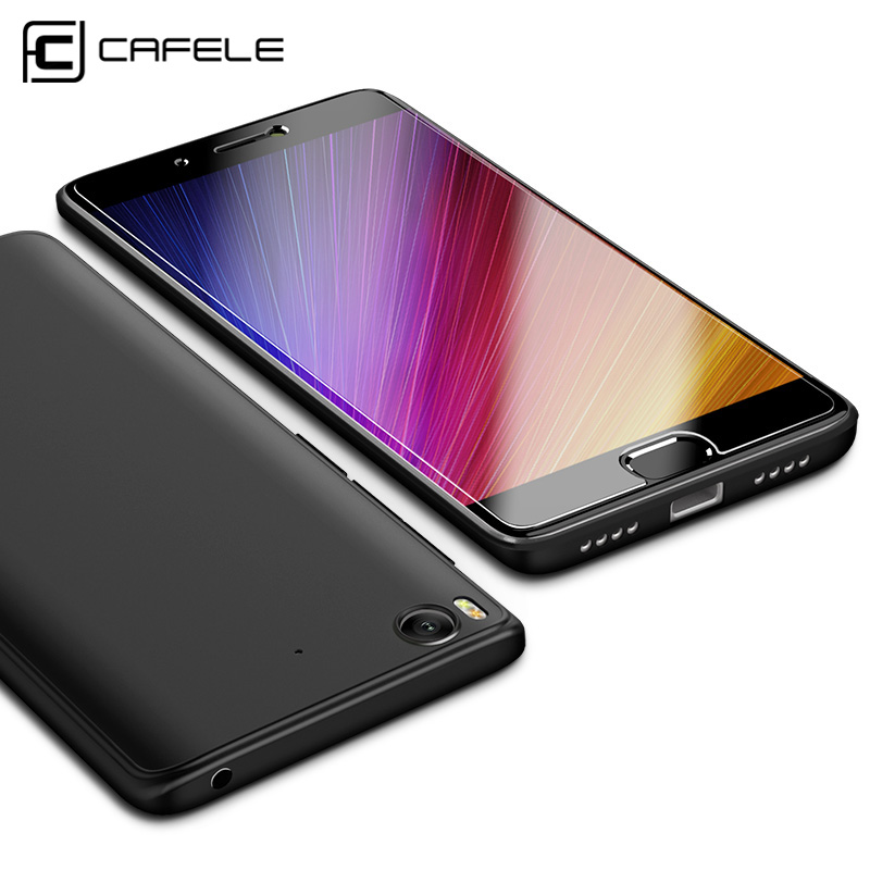 Cafele Original Soft TPU Phone Case for Xiaomi MI 5 5S 5S Plus Ultra-slim Protective Cover Case for Xiaomi MI5 5S 5SPlus