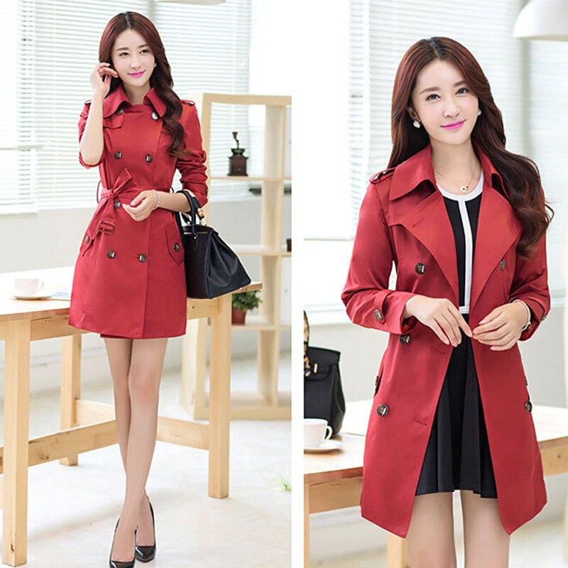 Damen mantel lang kaufen