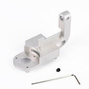 Image 3 - Yaw Arm алюминиевый кронштейн плоский гибкий кабель для камеры DJI Phantom 3 Adv Pro 3A 3P