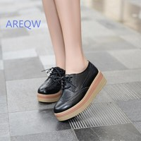 2016 Autumn College Fringed With A Small Leather Shoes Women Flat Shoes In Europe And America