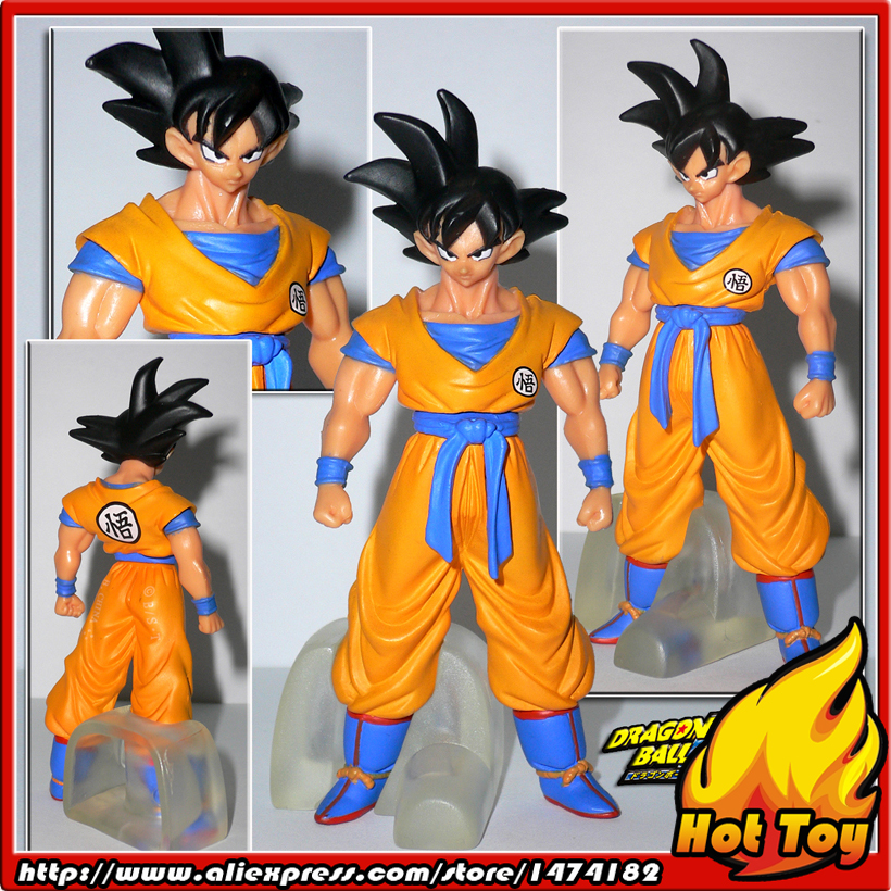 100% Original BANDAI Gashapon PVC Toy Figure HG Part 10 - Son Goku from Japan Anime Dragon Ball Z (8.5cm tall) 100% original bandai gashapon pvc toy figure hg part 7 son goku super saiyan 3 from japan anime dragon ball z