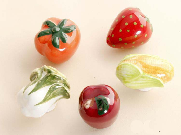 Compare Prices on Apple Kitchen Cabinet Knobs- Online Shopping/Buy ...