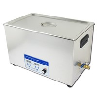 Industrial ultrasonic cleaning machine JP 100ST power adjustable laboratory cleaner parts motherboard