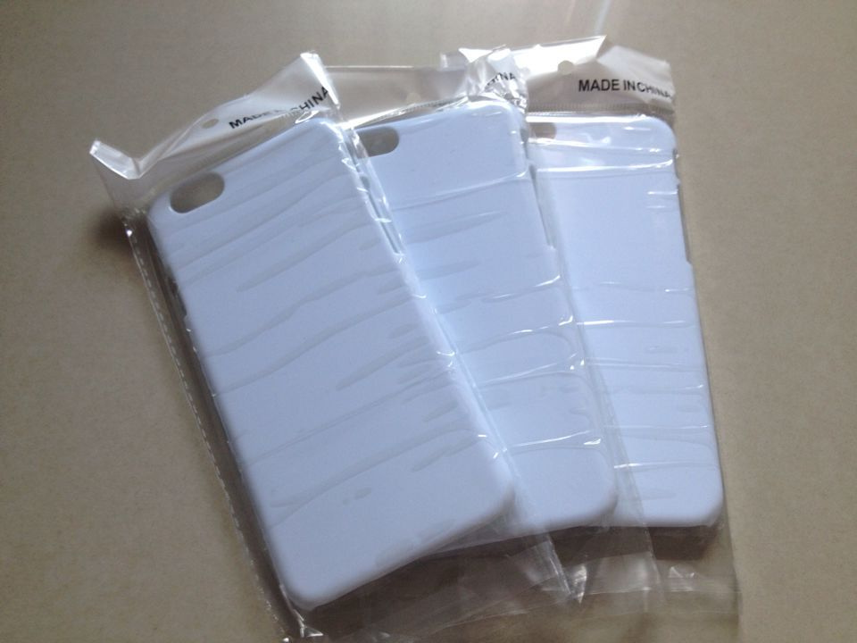 5,5 cala dla iphone6 plus sublimacja 3d etui dla iphone 6s plus - Części i akcesoria do telefonów komórkowych i smartfonów - Zdjęcie 5