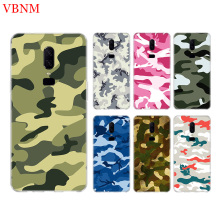 Camouflage Funny New Phone Back Case For OnePlus 7 Pro 6 6T 5 5T 3 3T 7Pro 1+7 Art Gift Patterned Customized Cases Cover Coque