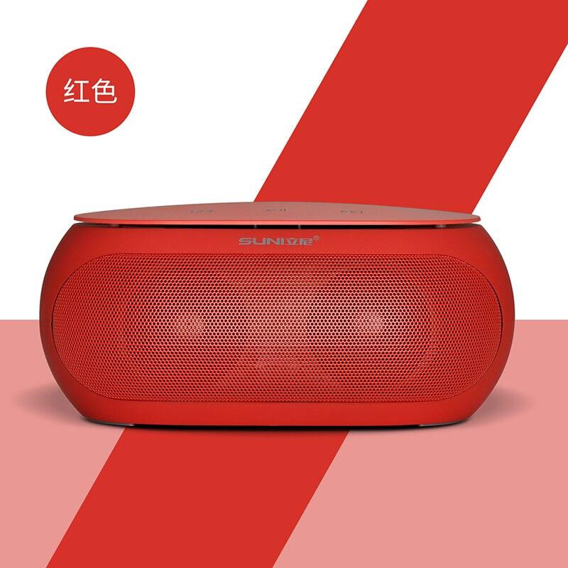 Haut-parleur Bluetooth Portable HQ stéréo caisson de basses sans fil MP3 MINI-haut-parleur intelligent écouter l'entrée radio AUX audio