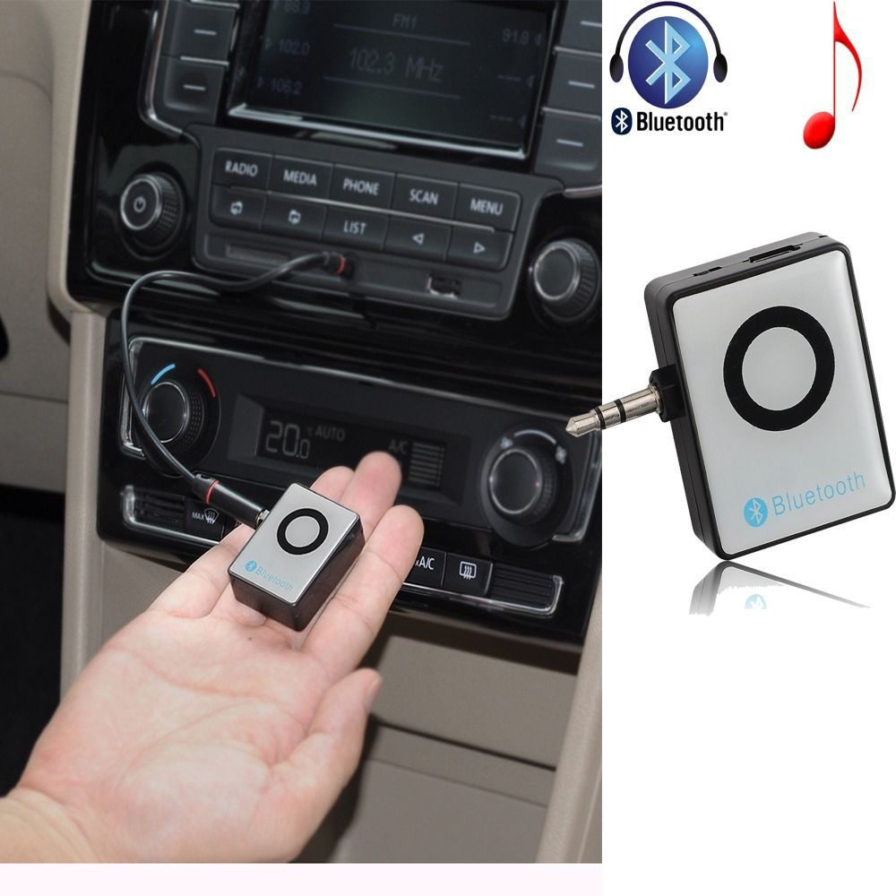 35mm Bluetooth Audio Stereo Receiver Car Music Adapter For Samsung Sony Models Galaxy S5 S4 Note 4 3 Htc One Nokia Lumia Google Nexus In Kit From
