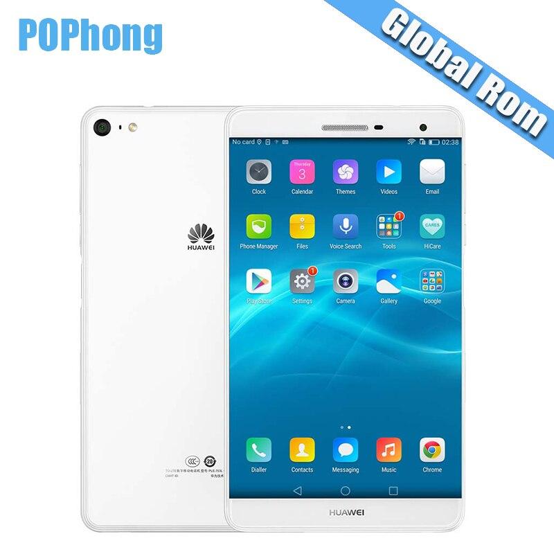 Global Firmware HUAWEI MediaPad M2 Lite 7 0 PLE 703L Tablet PC 4G LTE 3GB 32GB