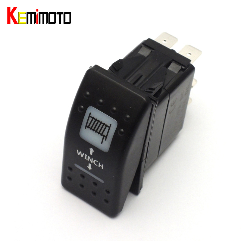 Kemimoto For Can Am Maverick Commander Rocker Switch