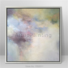 Modern abstract Colour Oil Painting Hand painted canvas  the perfect home Decorative painting 1