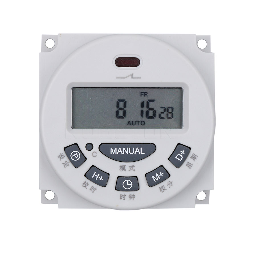 Fish tank light timer - Switch Digital Timer Switches 110v Lcd Programmable Control Power Switch Time Relay Used For Street Lights