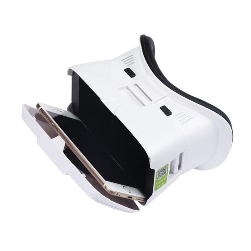 2017 de alta calidad fashionz2 caja gafas de realidad virtual inmersiva 3d vr go