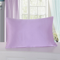20x30in Silk pillowcase double sided mulberry silk crepe satin silk pillow case body pillow cover 16Momme