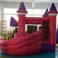 Yard frete grátis bouncy castelo inflável bouncer com slide oferta especial para a ásia