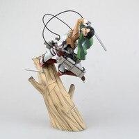 Anime Figure 25cm Kotobukiya ARTFX J Attack On Titan Levi Rivaille 1 8 Scale Pre Painted
