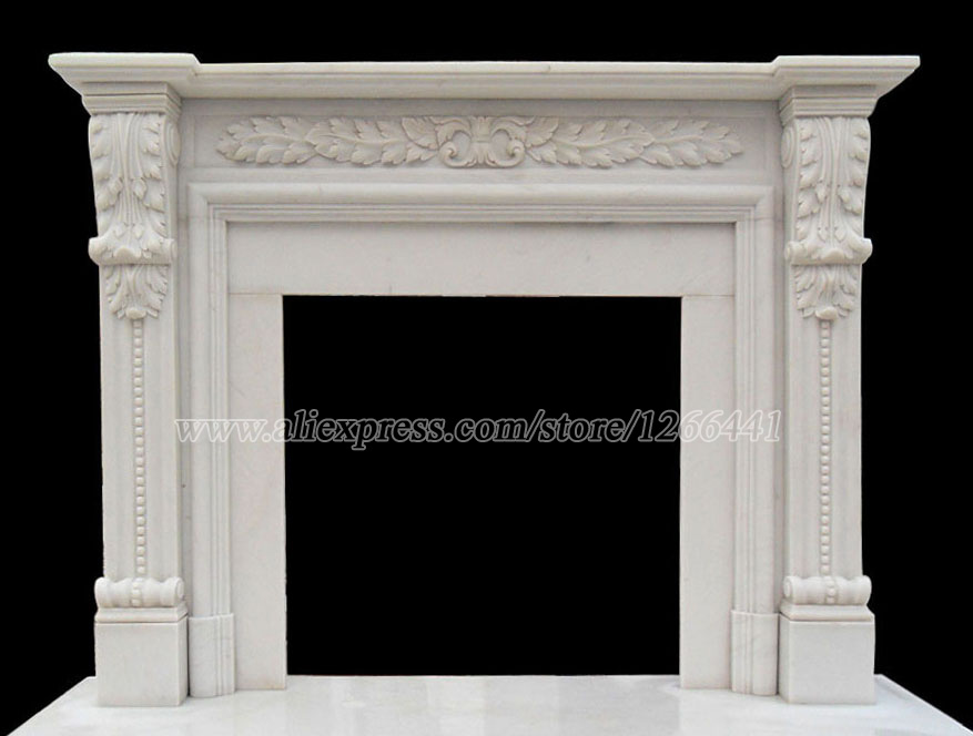 marble fireplace mantel surround frame English style living room fireplace - Online Get Cheap Marble Fireplace Mantel -Aliexpress.com Alibaba