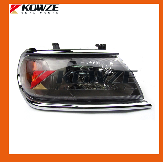 Head Lamp Light Headlamp For Mitsubishi Pajero Montero Shogun Sport Challenger Nativa 2000-2011 Old Model MR476139 MR476140 2003 2008 year for mitsubishi pajero sport montero sport nativa pajero dakar led tail lamp rear light all smoke black color sn