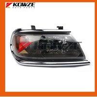 Head Lamp Light Headlamp For Mitsubishi Pajero Montero Shogun Sport Challenger Nativa 2000 2011 Old Model MR476139 MR476140