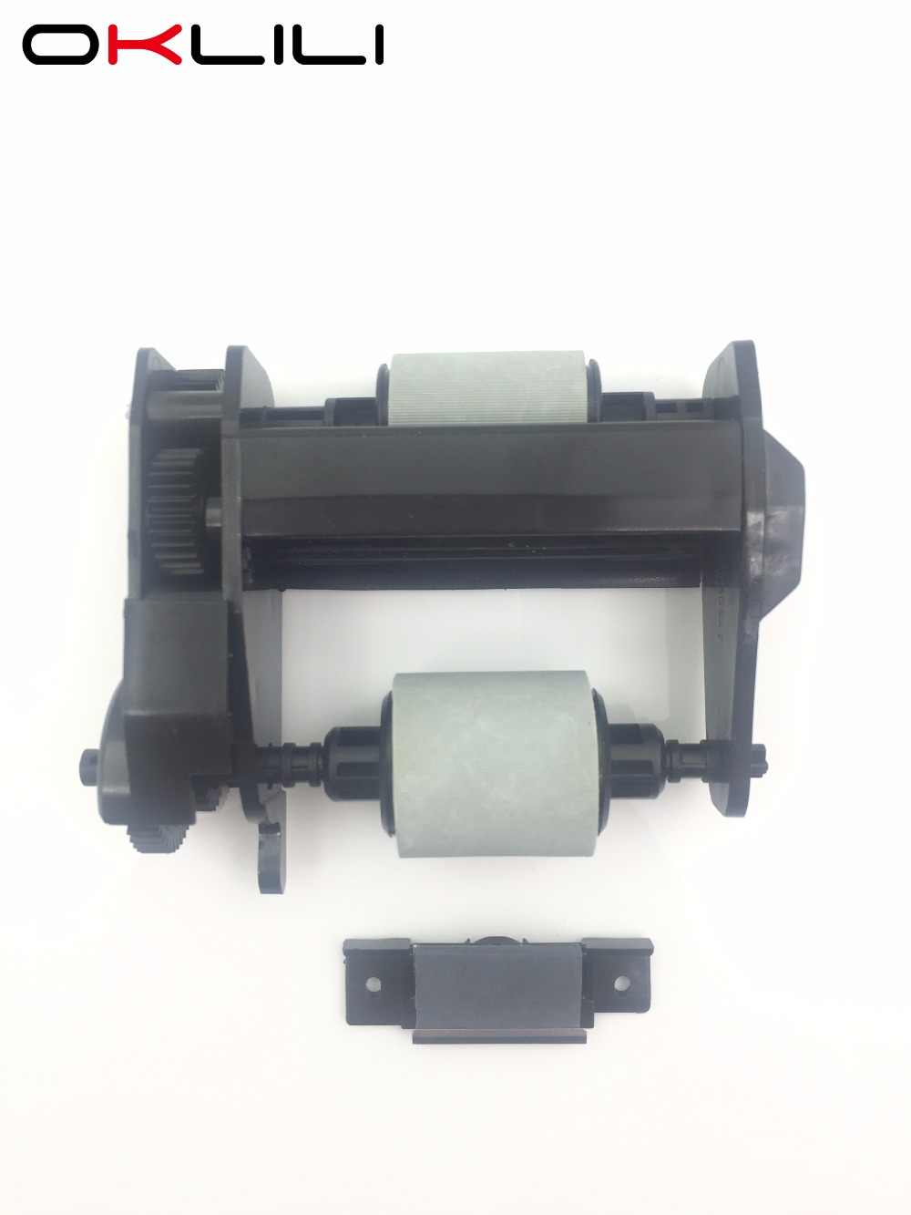 1SETX Q3948-67904 ADF Pickup Roller Separation Pad for HP 2820 2840 CM1312 CM2320 3050 3052 3055 3390 3392 M1522 M2727 M375 M475  original new laser printer spare parts adf pickup feed roller assembly for hp 2820 2840 adf maintenance kits pickup roller