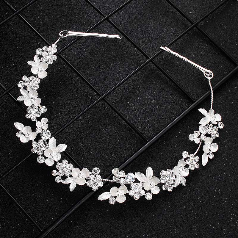 Miallo Wedding Hair Comb Clip for Bridal Rhinestone Hairpins Accessories for Bride Hair Side Combs Jewelry for Women Headpieces 3