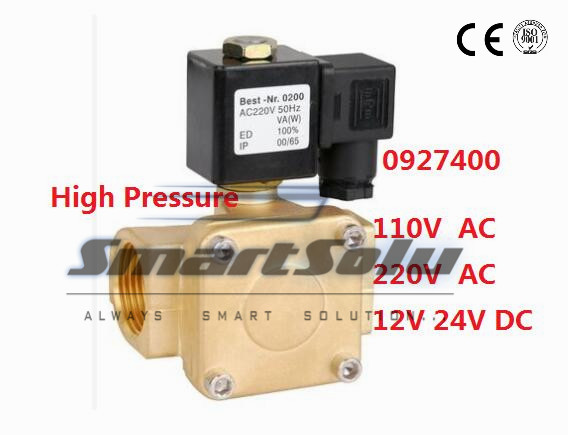 High quality 1 dn25 230 psi 16 bar dc12v normally closed high quality 1 dn25 230 psi 16 bar dc12v normally closed electric solenoid diaphragm valve 0927400airwateroildiesel in valve from home improvement ccuart Image collections