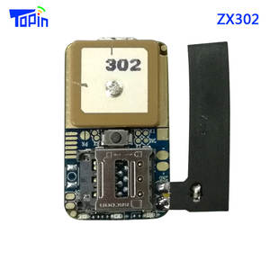 Topin Gps-Tracker GPRS Module Real-Time-Tracking-System ZX302 Android Kids LBS GSM IOT