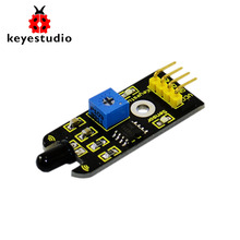Free shipping! Keyestudio Flame Fire Detection Sensor Module for Arduino