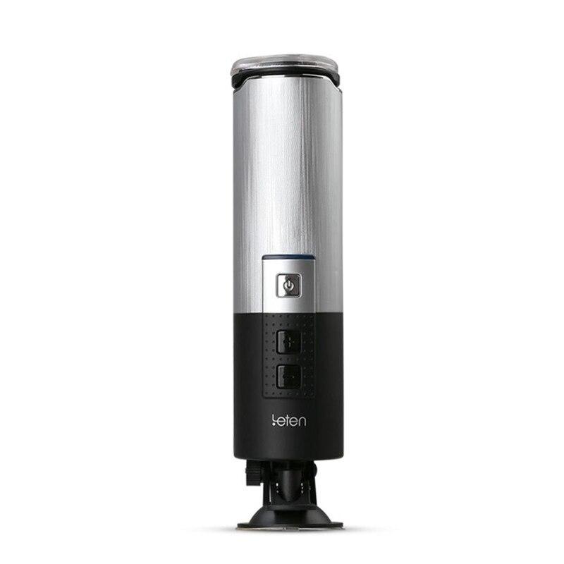 Avion tasse Piston mains libres 10 fonction rétractable USB Rechargeable mâle entièrement automatique Piston masturbateur jouets sexuels pour hommes - 3