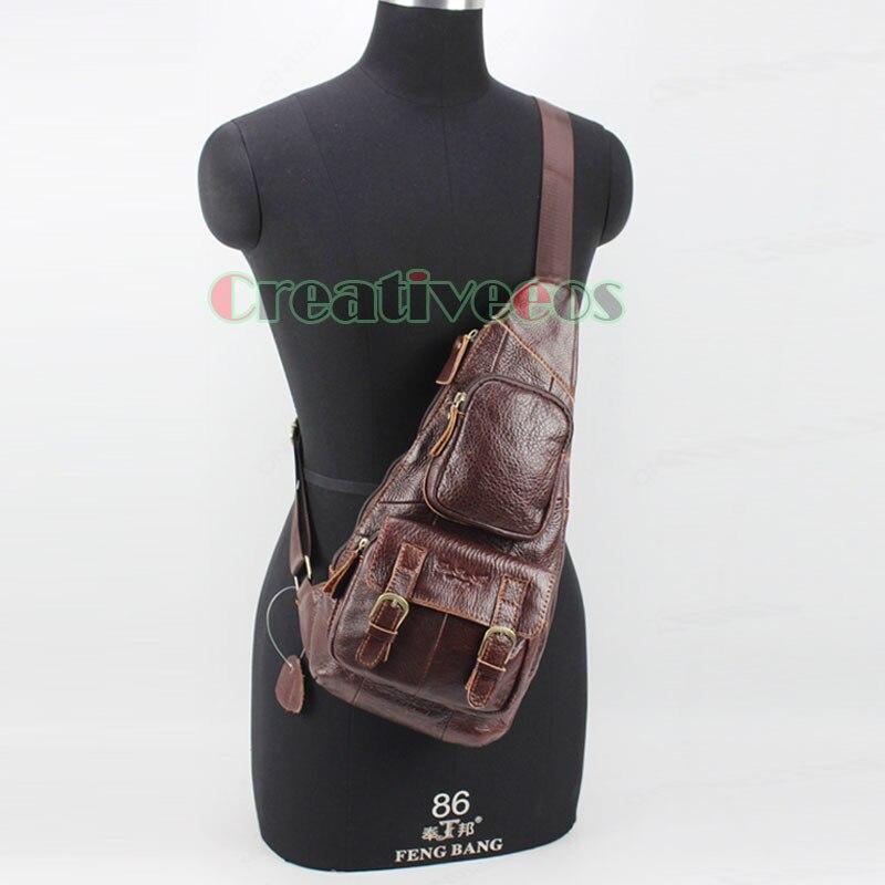homensageiro desequilíbrio sling peito bolsa Decoration : Belts