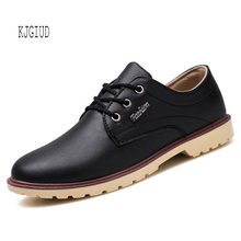 Shoes Work-Slip Breathable Casual Men's Fashion Trend Autumn Waterproof Wild