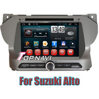 7 Quad Core 1024*600 New Android 6.0 Car PC Media Center DVD Player Radio For Suzuki Alto Stereo GPS Navigation Touch Screen 3G