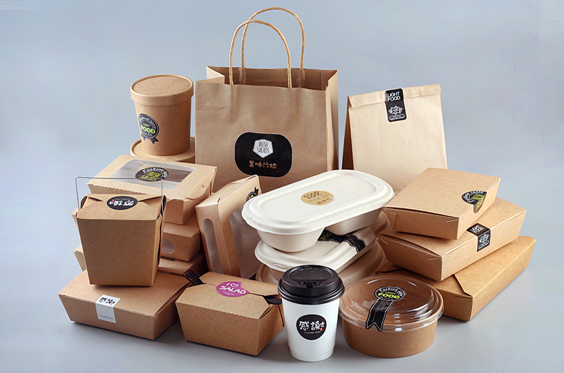 60pcsTakeout bag label seal label adhesive sticker cake bread paper bags box of Sandwich Bread Food takeout take out Bags Party  Инструмент
