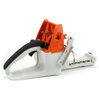 Tank Spare Rear Handle Assembly Fuel Gas For STIHL MS660 066 MS650 064 Tools Easy Installation Convenient Durable